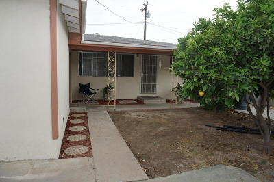 Santa Paula Multi Family Home For Sale: 537 13th Street