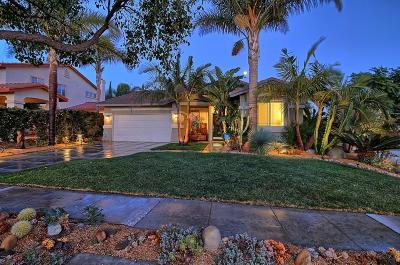 Ventura Single Family Home Active Under Contract: 184 Ford Avenue