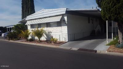 Ventura County Mobile Home For Sale: 250 E Telegraph Road #205