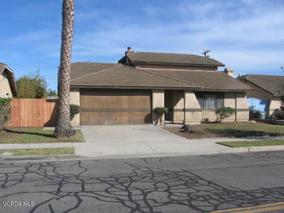 Oxnard Rental For Rent: 950 Escalon Drive