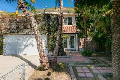 Ventura Single Family Home For Sale: 6991 Vista Del Rincon Drive