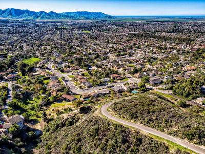 Camarillo Residential Lots & Land For Sale: Ocean View Drive #Lot B