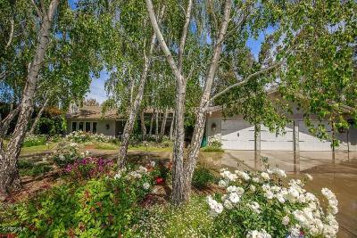 Camarillo Single Family Home Active Under Contract: 1337 Ramona Drive