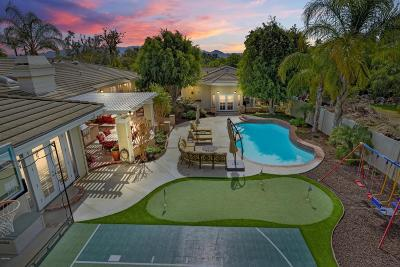 Camarillo Single Family Home Active Under Contract: 631 Mission Drive