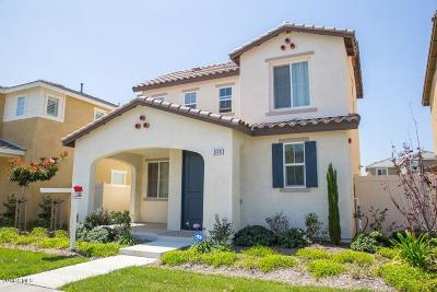 Ventura County Single Family Home For Sale: 608 Tiber River Way