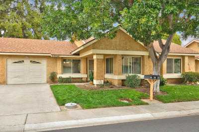 Camarillo Single Family Home For Sale: 33224 Village 33