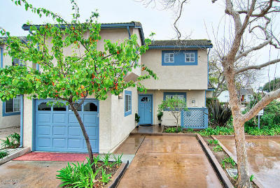 Port Hueneme Single Family Home For Sale: 785 E Pleasant Valley Road