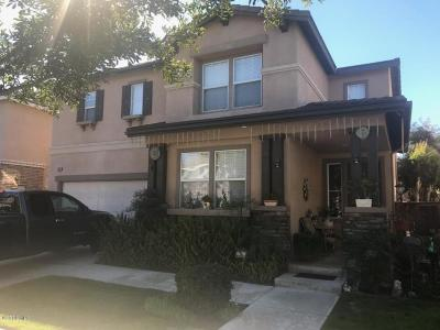 Oxnard Rental For Rent: 1754 Urbana Lane