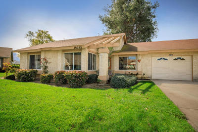 Camarillo Single Family Home For Sale: 30028 Village 30