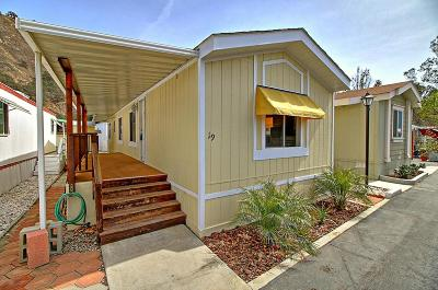 Ventura Mobile Home For Sale: 9097 Ventura Avenue #19