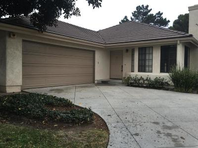 Port Hueneme Single Family Home Active Under Contract: 219 Village Road