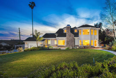 Camarillo Single Family Home Active Under Contract: 288 Alosta Drive