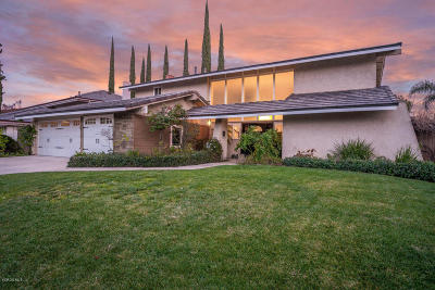 Westlake Village Single Family Home For Sale: 32024 Royceton Court