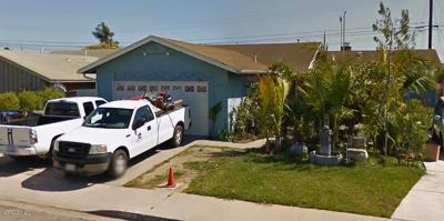 Oxnard Single Family Home For Sale: 434 Tangerine Place