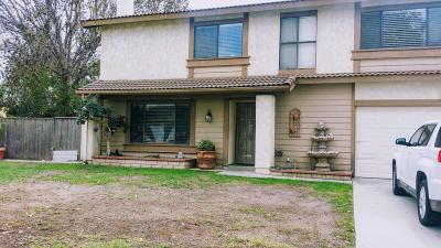 Ventura County Single Family Home Active Under Contract: 1200 Blanca Place
