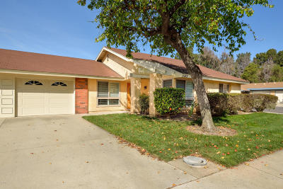 Camarillo Single Family Home For Sale: 5143 Village 5