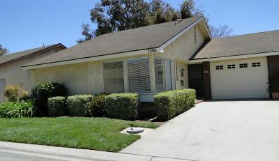 Camarillo Single Family Home For Sale: 7208 Village 7
