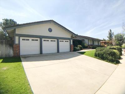 Thousand Oaks Single Family Home For Sale: 286 Bethany Court