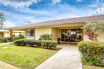 Port Hueneme Single Family Home For Sale: 131 W Channel Islands Boulevard