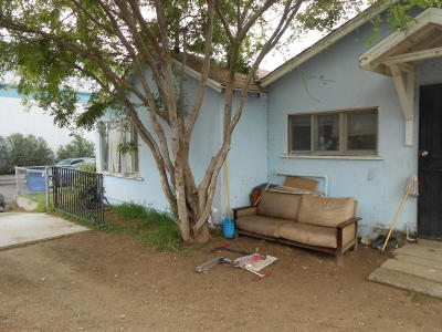 Santa Paula Single Family Home Active Under Contract: 411 S 5th Street