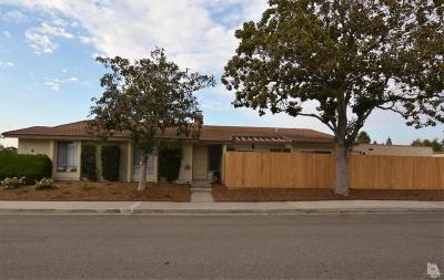 Camarillo Rental For Rent: 862 Fairchild Avenue