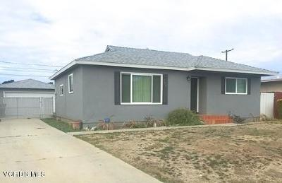 Oxnard Rental For Rent: 391 Harvard Street