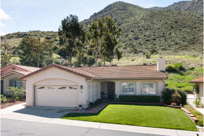 Camarillo Single Family Home For Sale: 6558 San Como Lane
