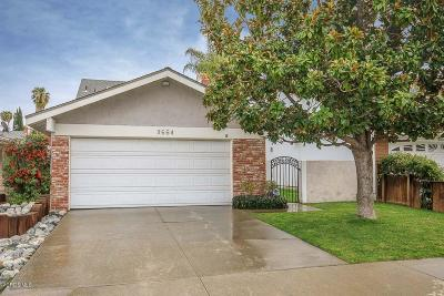 Agoura Hills Single Family Home For Sale: 5664 Slicers Circle