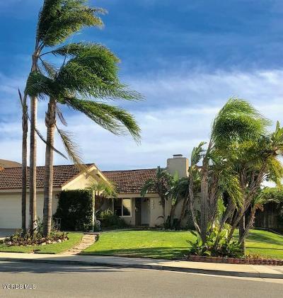 Camarillo Rental For Rent: 1312 Gardenia Avenue