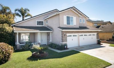 Oxnard Single Family Home For Sale: 2410 Larkhaven Lane
