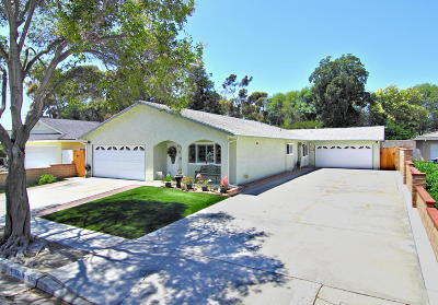 Ventura Multi Family Home For Sale: 9361-9363 El Cajon Street