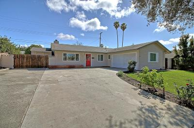 Ventura Single Family Home Active Under Contract: 1372 Cardigan Avenue