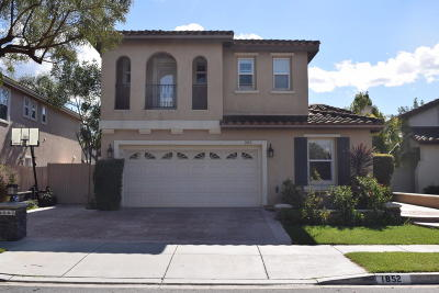 Camarillo Single Family Home For Sale: 1852 Padre Lane