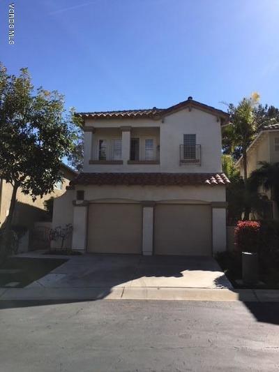 Camarillo Single Family Home For Sale: 922 Corte Augusta