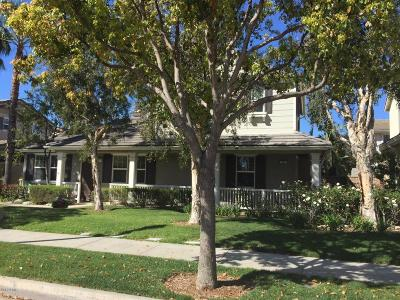 Camarillo Single Family Home Active Under Contract: 421 Village Commons Boulevard