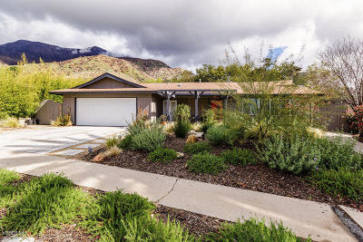 Ojai Single Family Home For Sale: 1406 Daly Road