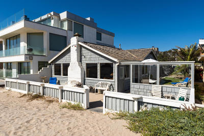 Oxnard Single Family Home Active Under Contract: 3621 Ocean Drive