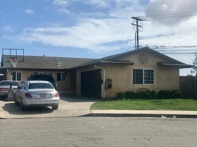 Oxnard Single Family Home For Sale: 250 Sarita Drive