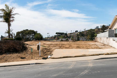 Ventura County Residential Lots & Land For Sale: 755 Monte Vista Avenue