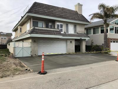 Oxnard CA Single Family Home For Sale: $1,295,000