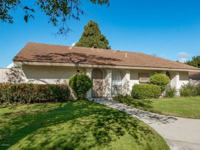 Oxnard CA Single Family Home For Sale: $389,000