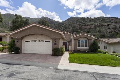 Camarillo Single Family Home Active Under Contract: 6316 Gitana Avenue