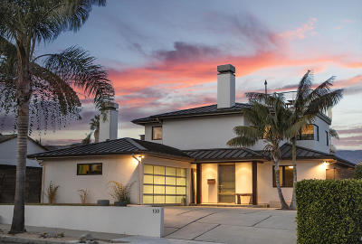 Santa Barbara Single Family Home For Sale: 130 Santa Rosa Place