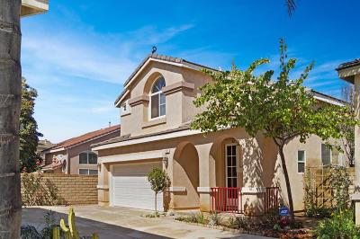 Oxnard Single Family Home For Sale: 1105 Corte Las Holas