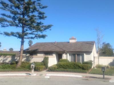 Oxnard Single Family Home For Sale: 3300 Ketch Avenue