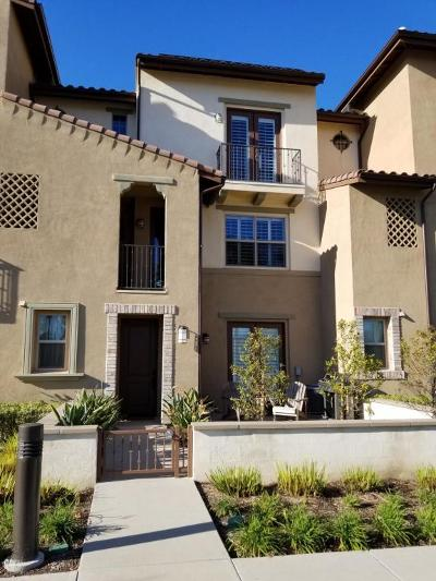 Camarillo Single Family Home For Sale: 215 Westpark Court #502