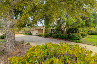 Single Family Home For Sale: 11790 Silver Spur Street