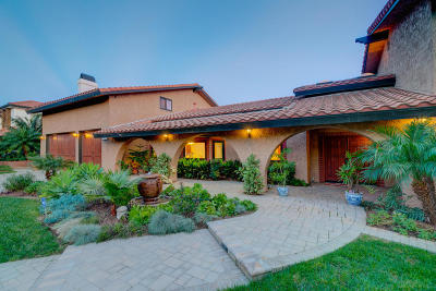 Camarillo Single Family Home Active Under Contract: 11410 Highridge Court