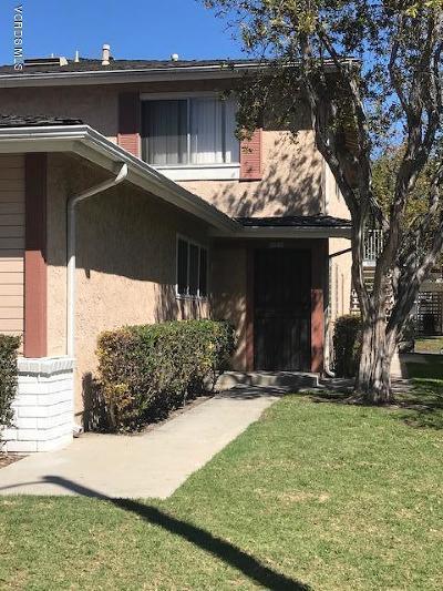 Port Hueneme Single Family Home Active Under Contract: 2582 Tiller Avenue