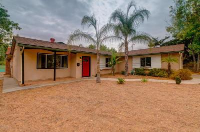 Ojai Multi Family Home For Sale: 509 Vallerio Avenue